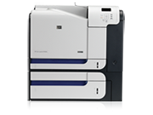 HP Renkli LaserJet CP3525x Yazıcı