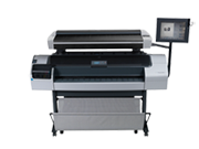 HP Designjet T1200 HD multifunctionele printer