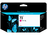 HP 72, Струйный картридж HP, 130 мл, Пурпурный