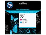 HP 72, Печатающая головка HP, Пурпурная и Голубая