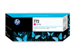 Cartucho de tinta HP Designjet 772 magenta de 300 ml