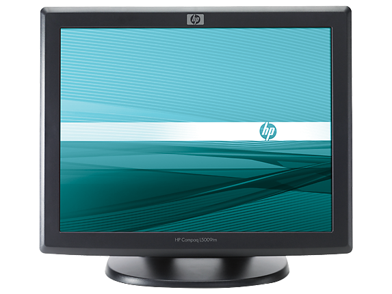 hp compaq l5009tm 38 1 cm 15 lcd touchscreen monitor vk202aa hp united kingdom. Black Bedroom Furniture Sets. Home Design Ideas