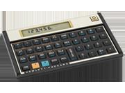 Calculatrice financière programmable HP 12c
