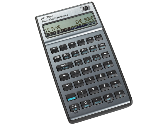 HP 17bII+ Financial Calculator(F2234A)| HP® United States