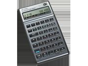 Calculatrice financière HP 17bII+