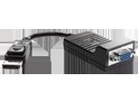 DisplayPort-VGA�ϊ��A�_�v�^�[