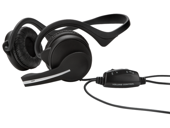 HP Digital Stereo Headset