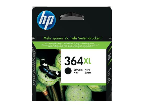 Cartuccia originale inchiostro nero ad alta capacità HP ...