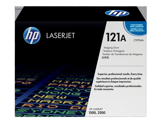 HP Color LaserJet C9704A Görüntü Dramı