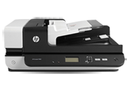 Scanner de mesa HP Scanjet Enterprise Flow 7500