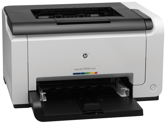 HP LaserJet Pro CP1025 Color Printer