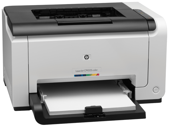 HP LaserJet Pro CP1025 Color Printer(CF346A)| HP® Thailand