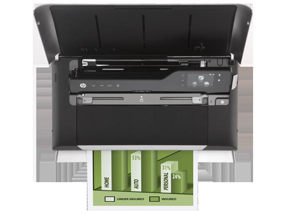 Мобильный принтер HP Officejet 150 Mobile All-in-One