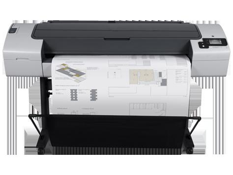 HP Designjet T790 44-in PostScript ePrinter
