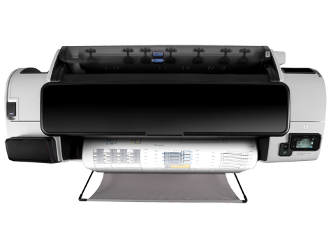 HP DesignJet T1300 44-in PostScript Printer