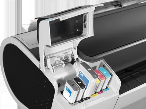 HP Designjet T1300 1118 mm PostScript ePrinter