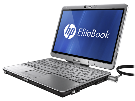 Tablet HP EliteBook 2760p