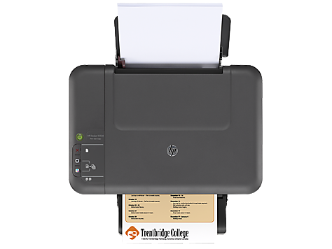 Принтер HP Deskjet 1050A All-in-One
