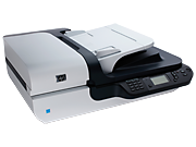 HP Scanjet N6350 Networ