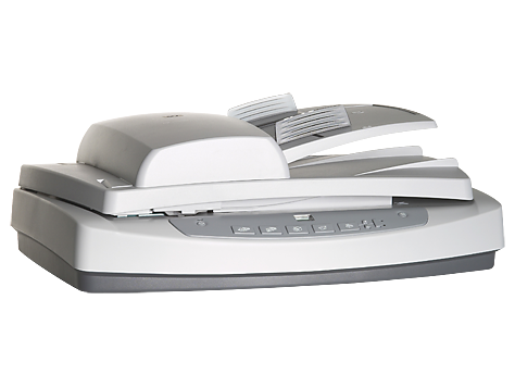 Escáner plano digital HP Scanjet 5590