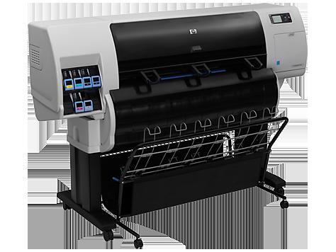 HP DJ T7100 Color 繪圖機原廠耗材 墨水 維修