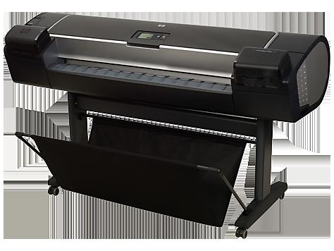 HP Designjet Z5200 PostScript Drucker, 1118 mm