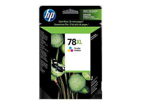 HP 78XL High Yield Tri-color Original Ink Cartridge