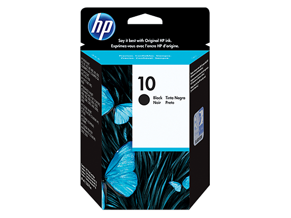 Hp 10 Black Original Ink Cartridge C4844a Hp 174 United