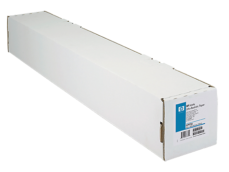 HP Matte Litho-realistic Paper-914 mm x 30.5 m (36 in x 100 ft)