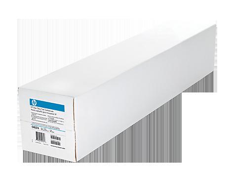 HP klar blank formet lamineringsfilm, 1372 mm x 45,7 m