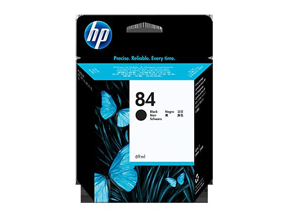 HP 84 69-ml Black Ink Cartridge