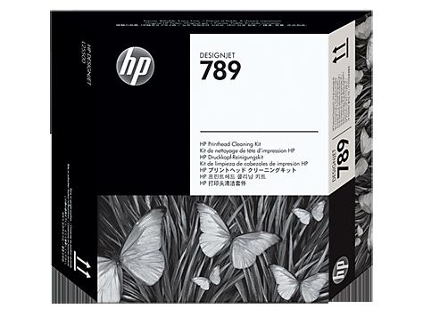 HP 789 DesignJet Printhead Cleaning Kit