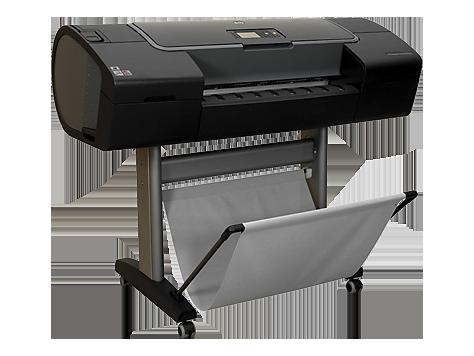 Impresora fotográfica HP Designjet Z2100 de 24 pulg.