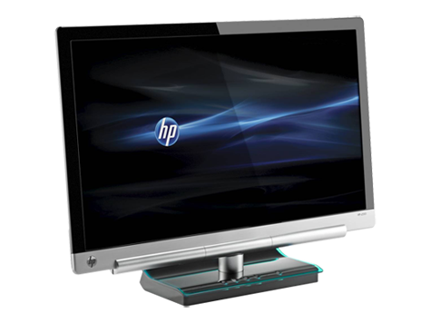 HP x2301 23-inch Diagonal Micro Thin LED Monitor