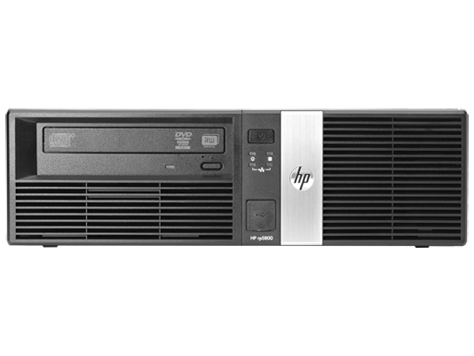 Sistema HP rp5800 para minoristas