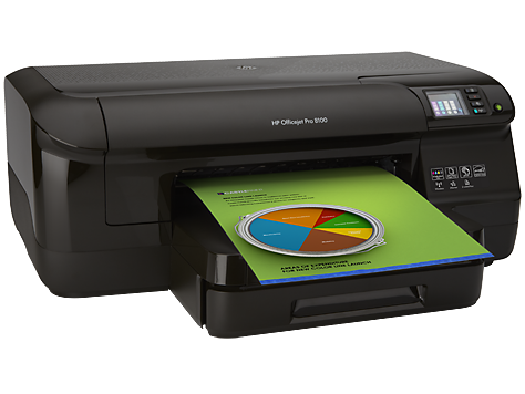 HP Officejet Pro 8100 ePrinter - N811aN811d