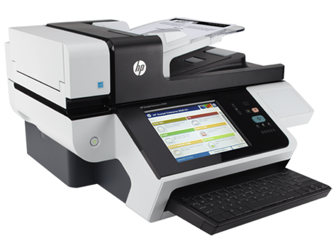 HP Scanjet Enterprise 8500 fn1 文档扫描工作站