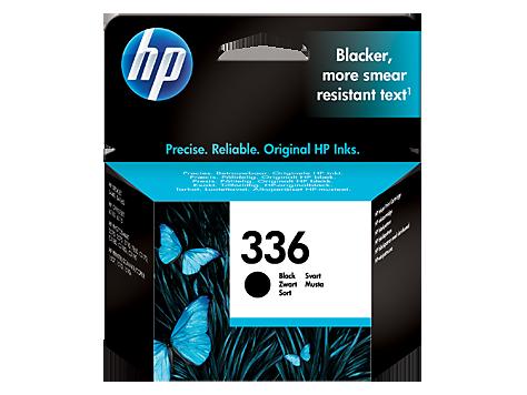 HP 336 Siyah Orijinal Mürekkep Kartuşu
