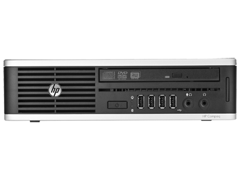 Ordinateur ultraplat HP Compaq 8200 Elite