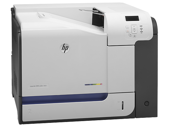 Impresora HP LaserJet Enterprise 500 color M551n