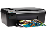 """HP Photosmart C4680"" ""viskas viename"" spausdintuvas"