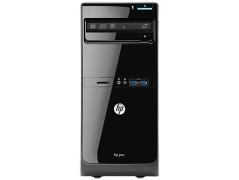 HP Pro 3500 PC microtorre