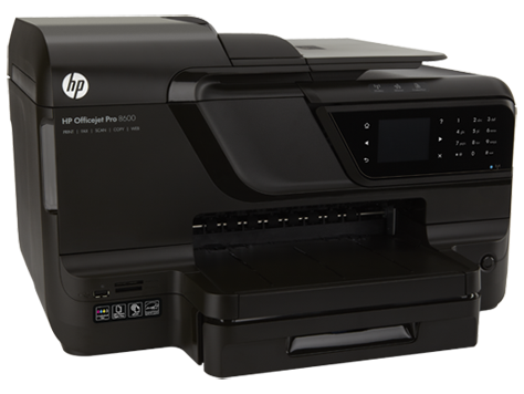 HP Officejet Pro 8600 e-All-in-One Printer - N911a