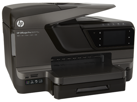 HP Officejet Pro 8600 Plus 惠商系列一体机 — N911h