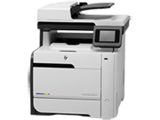 HP LaserJet Pro 400 color MFP M475dn