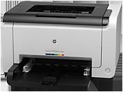 Impresora HP Color LaserJet Pro CP1025nw