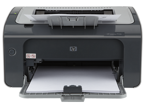 HP LaserJet Pro P1106 Printer Driver Download