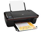 HP Deskjet 3050 All-in-One Printer - J610a