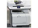 HP Color LaserJet CM2320nf Çok İşlevli Yazıcı