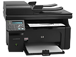 Impresora HP LaserJet Pro M1212nf MFP